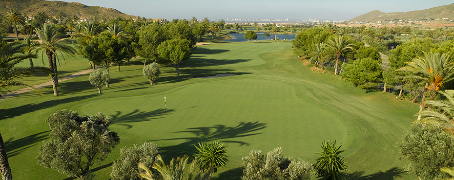 La Manga Club Sports Holiday Golf