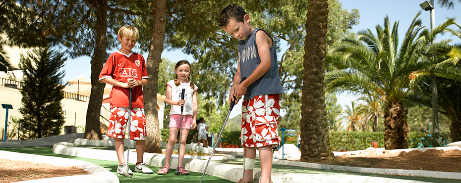 Kids Activities at La Manga Club