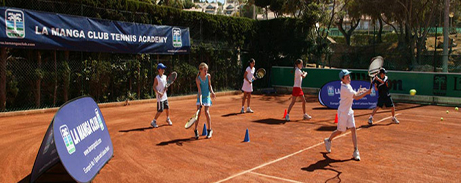 Tennis at La Manga Club