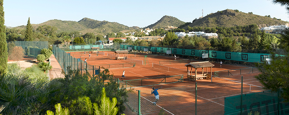 La Manga Club Tennis Holiday
