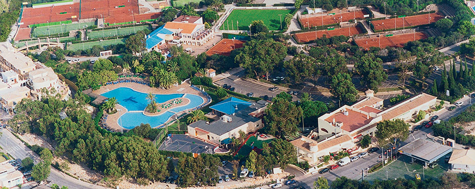 Tennis At La Manga Club Design Holidays