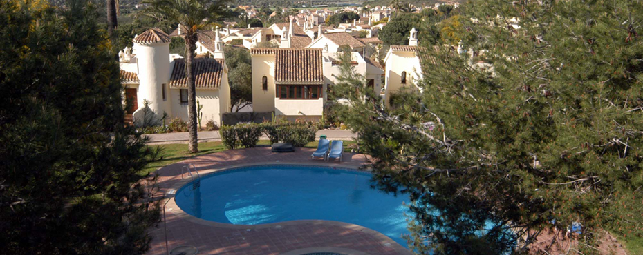 La Manga Club Villas With Communal Pools