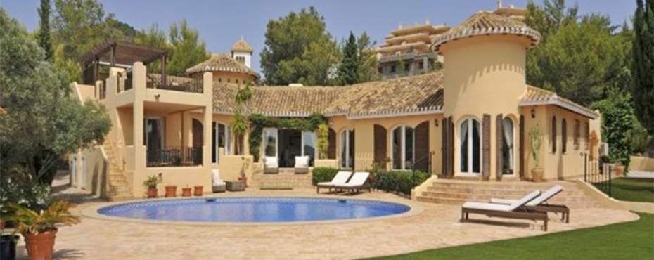 La Manga Club Villas